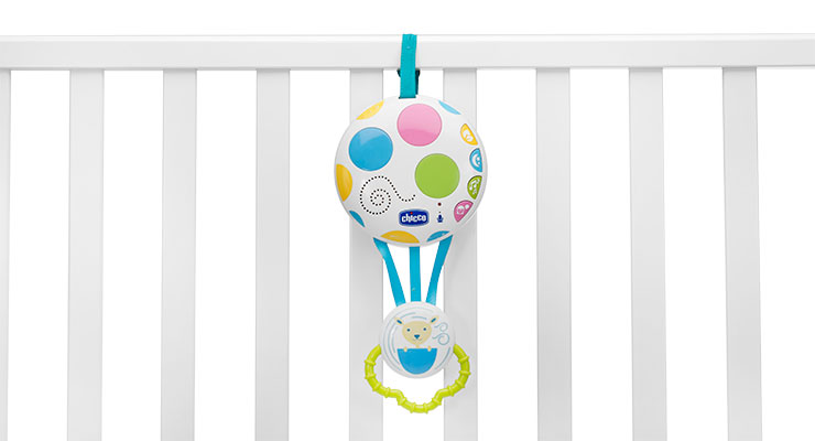 Balloon Bouncer | Sleeptime and Relaxation | Official Chicco.co.uk website
